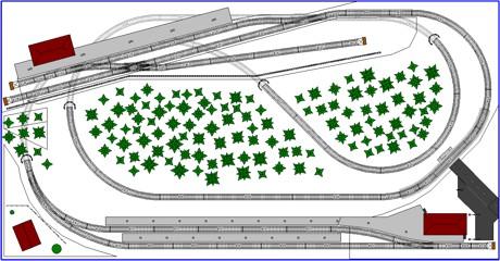 Жд макеты и схемы путей с рельсовый набор marklin различные.