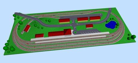 Жд макеты и схемы путей с рельсовый набор roco различные проекты.